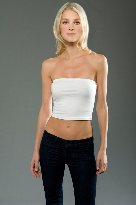 a2f59568b68f7 Cotton Spandex Jersey Tube Top