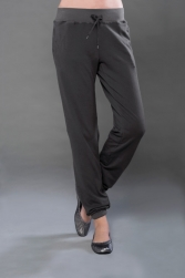 ECO-HYBRID Spandex French Terry Track Pant